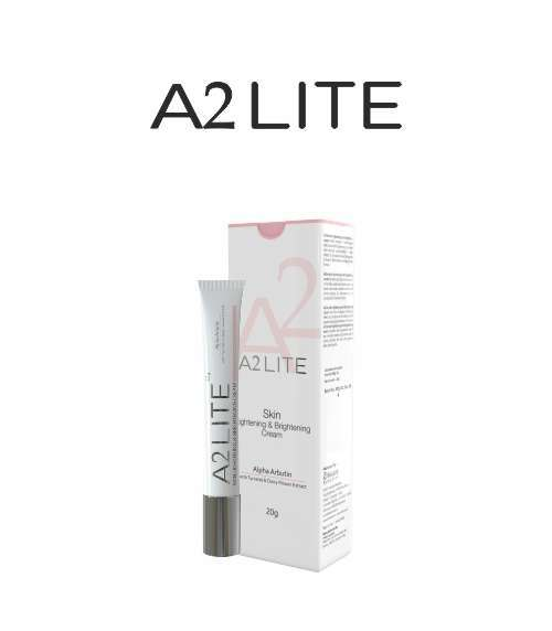 A2lite skin lightening and brightening cream